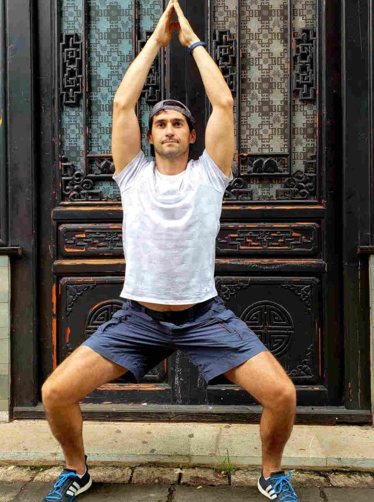 Roman Teos - yoga instructor at Yoga Hub Club