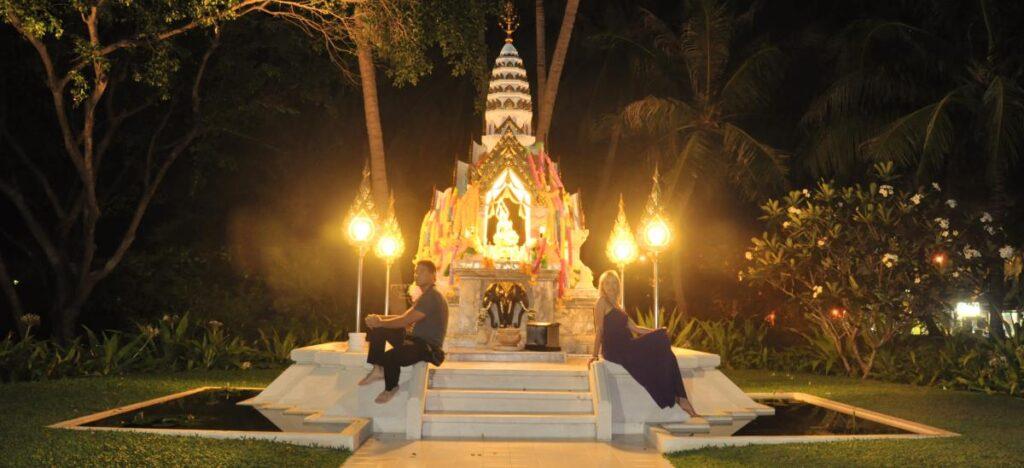 spiritual tours Thailand
