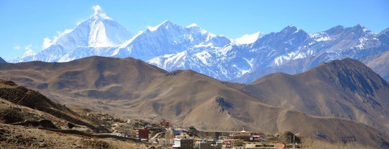 Annapurna_snow_peaks