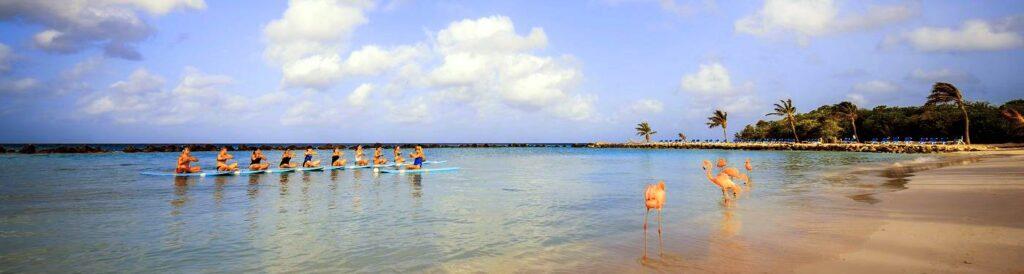 Aruba - Yoga Island