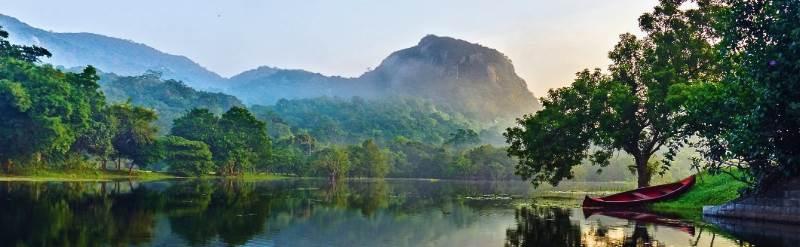 Sri Lanka yoga retreat place