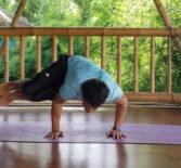 Аштанга йога — здоровая спина