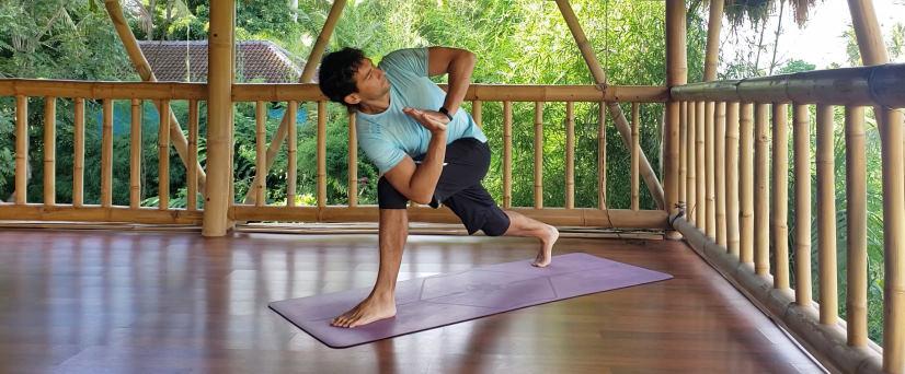 Аштанга йога занятия онлайн