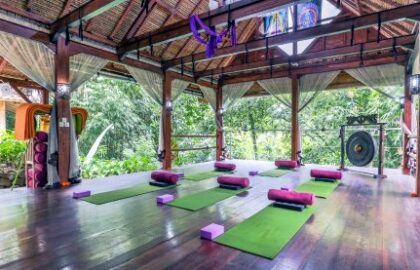 YOGA-RETREAT August 15th - 24th, 2020 in Bali, Ubud