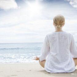 Правильная поза для медитации
