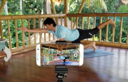 Free Yoga Video