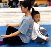 Йога для детей в детском саду