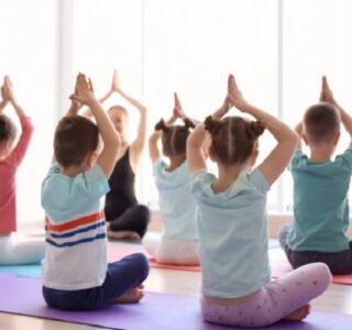 Online Yoga Classes for Kids