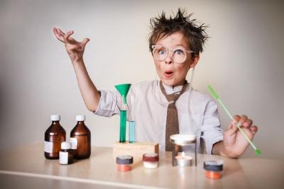 scientist-young-boy