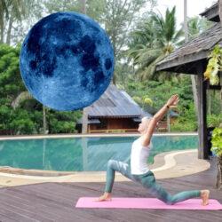 Чандра Намаскар или приветствие Луне