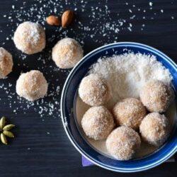 Ганеша чатуртхи и рецепт самых вкусных кокосовых ладу