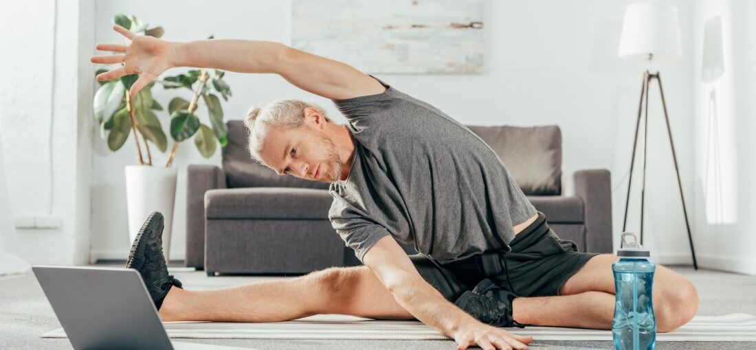 Йога онлайн базовый уровень